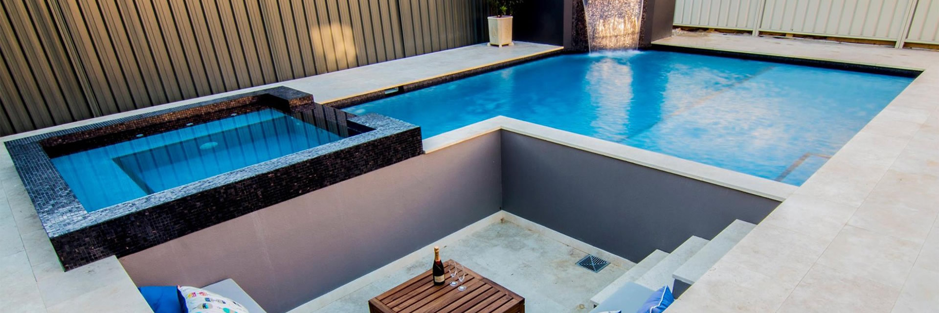 Builders Of High Quality Individually Designed Concrete Swimming Pools In Perth And Regional